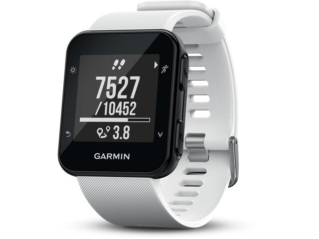 Garmin Forerunner 35 GPS Running Watch white